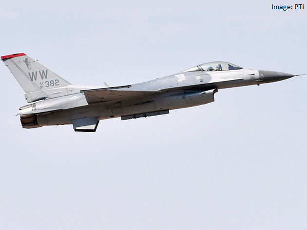 US to sell eight F-16s to Pakistan: Report