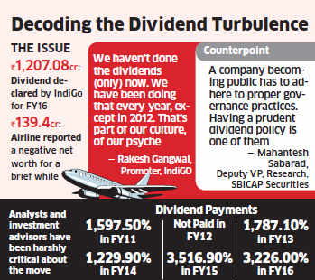 IndiGo promoters Rakesh Gangwal, Rahul Bhatia defend move to pay out dividend ahead of IPO