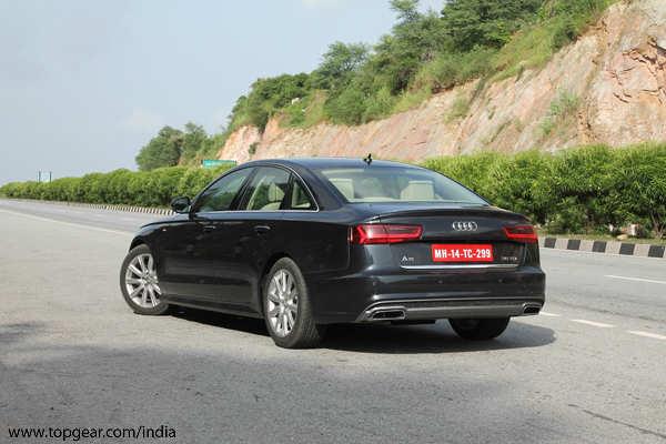 Audi A6: Sharper & smarter