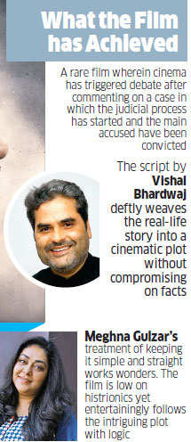 Aarushi case: Deconstructing 'Talvar', a film that has reopened the debate on Talwars' conviction