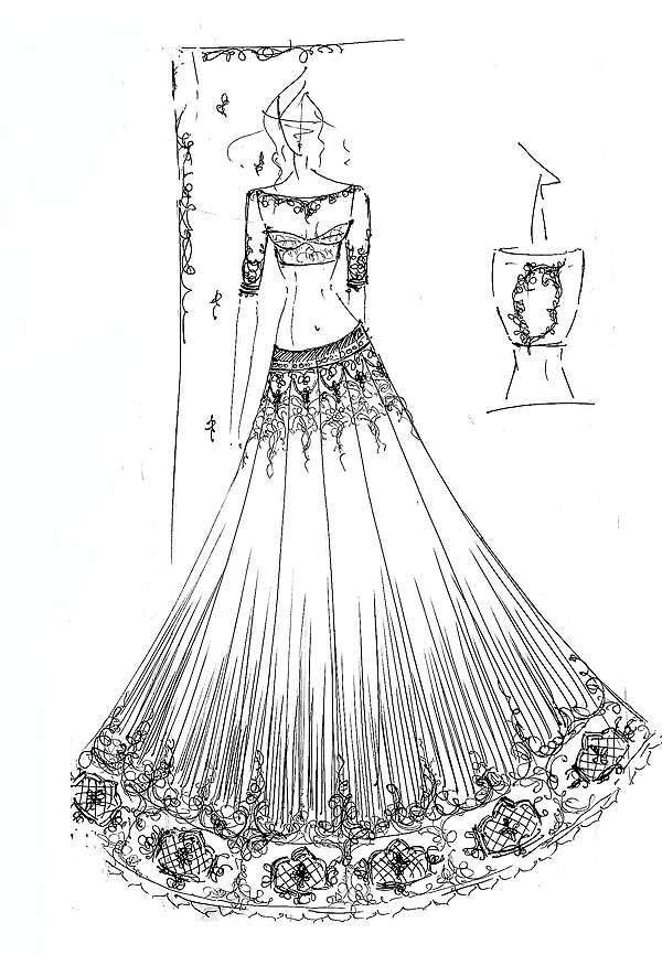 Harbhajan's wedding dress code: Embroidered 'sherwani' with an ornate red sword