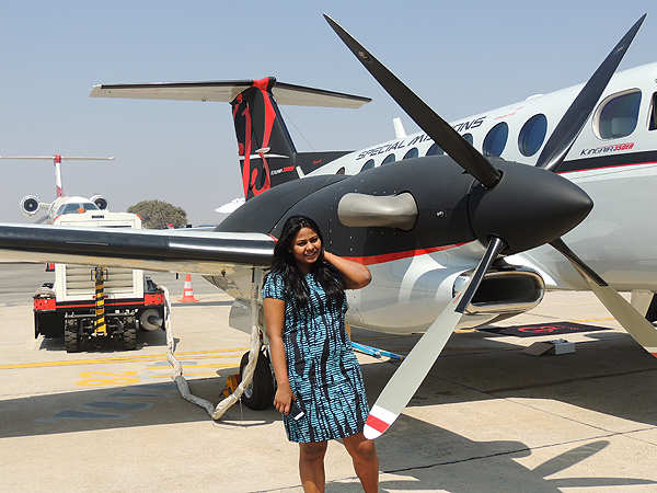 The skies are safer than roads: Jet, Set, Go's Kanika Tekriwal