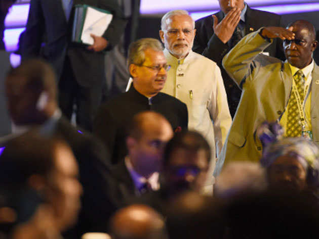Strengthening ties: India to offer concessional credit of $10 billion to Africa, says PM Modi