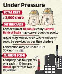 Binani Cement debt may be turned into equity