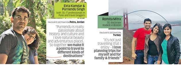 How Indian 'millennial' travellers are driving new trends by shunning sightseeing & fixed itineraries