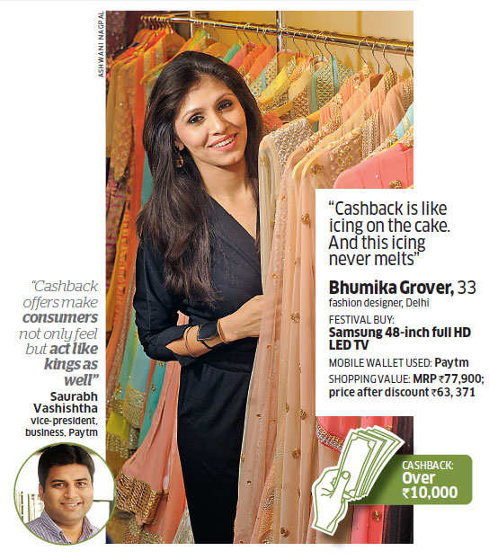 How cashbacks are emerging as a tool for e-retailers to lure & retain customers