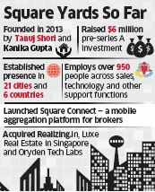 Square Yards revenue up 87% in H1 of FY16, to hire 500 more