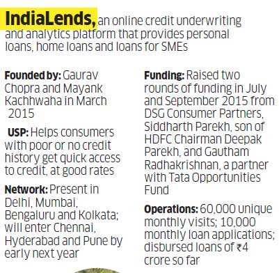 Online consumer lending startups take on banks & NBFCs, but how safe is this business model?