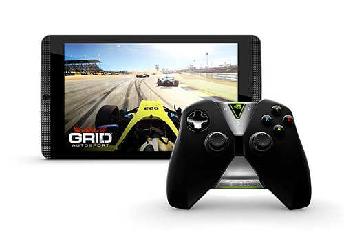 Good news for gamers! Nvidia Shield Tablet's price has been