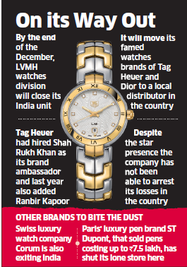 The Tag Heuer Office In Delhi Will Stay Open For Some Time To Ensure An Orderly Transition Agent And Guarantee Proper After S Service