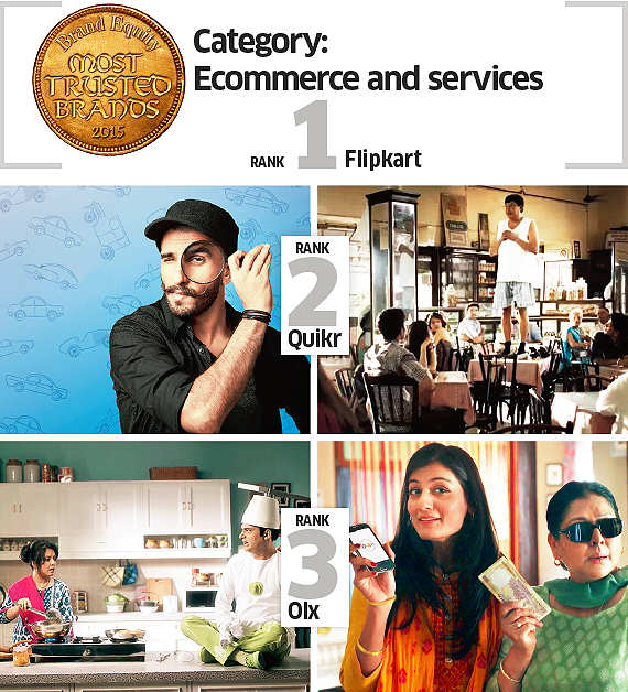 Why Indians trust Quikr & Olx more than publicised richer