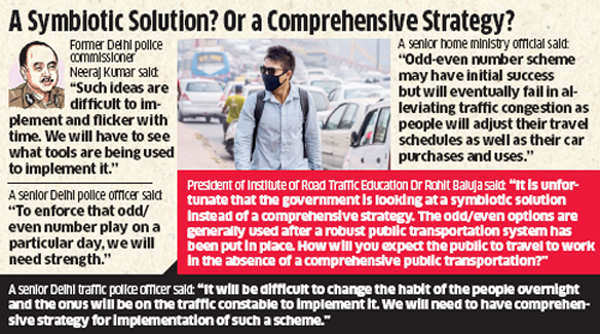 Odd and even registration numbers: Arvind Kejriwal's idea may lead to another Centre-State tussle