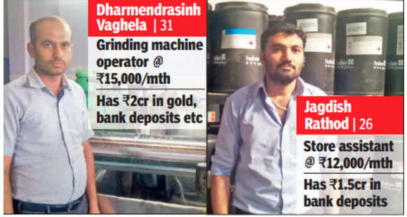 In Sanand, billionaires take up factory jobs