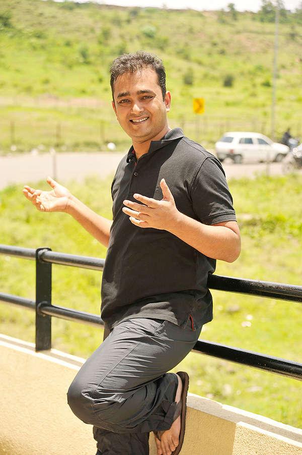 I may be the CEO but my team does the job: Jaydeep Barman, Faasos