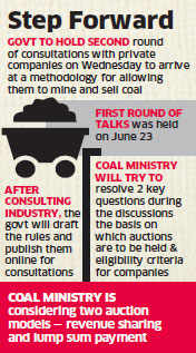 Modi government to seek Cabinet nod to allow commercial mining of coal by state utilities