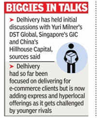 Delhivery may raise $150 million in fresh funds at $700 million valuation