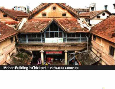 Date With History Chickpet Was Old Bengaluru S Central