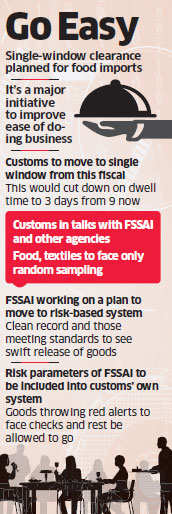 Ease of doing business: Imported foods to take less time to reach your home; govt keen on single-window clearance