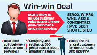 Reliance Jio in talks to outsource call centre, back-office operations