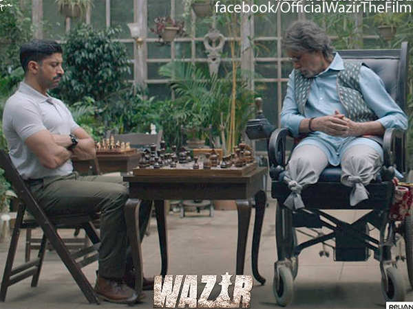 'Wazir' review: A tight script and a capable cast makes it an absorbing watch