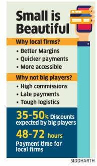 Small vendors flocking to smaller e-marketplaces like Askme.com; here's why