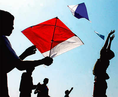 decoding why we fly kites during makar sankranti   the economic times decoding why we fly kites during makar sankranti