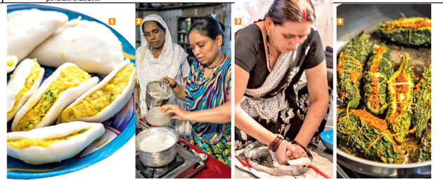 Dharavi, the world's largest slum, is also a hub of many interesting culinary practices