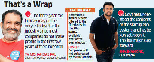 Startup India: Entrepreneurial community lauds ambitious guidelines set by the Modi government