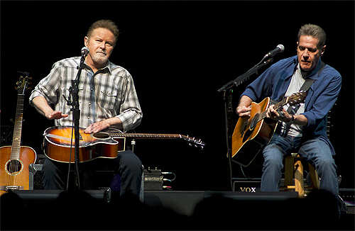 'You can check out any time you like, but you can never leave': Why Glenn Frey's loss is monumental