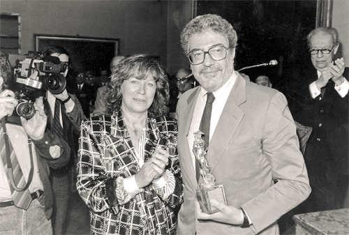 Italian film director Ettore Scola dies at 84