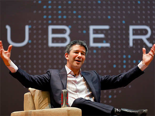 Travis Kalanick's Uber tip: If you don't have the hustle in you, get a co-founder who does