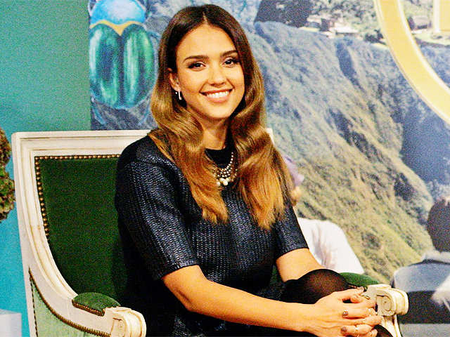 Jessica Alba shares business tips after her company's immense success