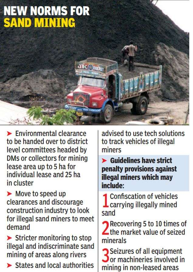 Government takes on mining mafia with new rules