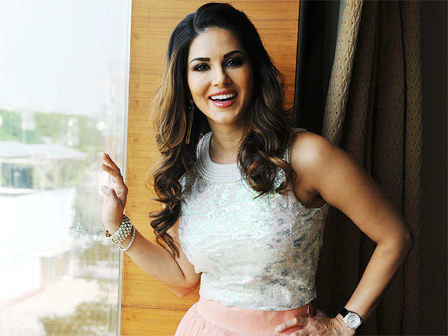 Hard for people to believe but I am really shy: Sunny Leone