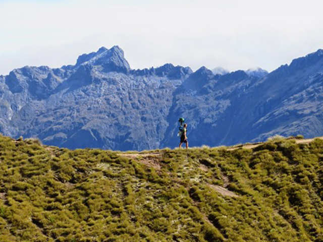 Matt Jenke helps Google put New Zealand's great walks on the map