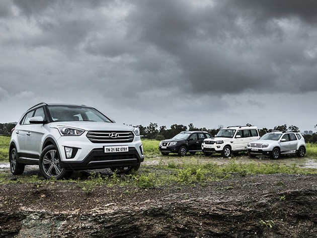 Can Hyundai's Creta give Scorpio, Duster and Terrano sleepless nights?
