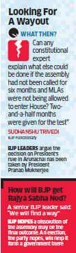 BJP hopeful on Arunachal Pradesh, Jammu and Kashmir; defends President's rule