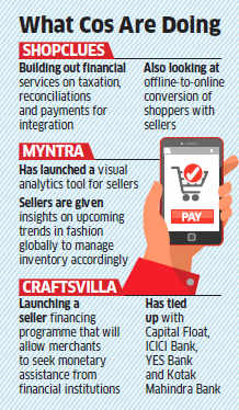 Ecommerce firms like Flipkart, Amazon & Snapdeal go all out to woo merchants for their platforms