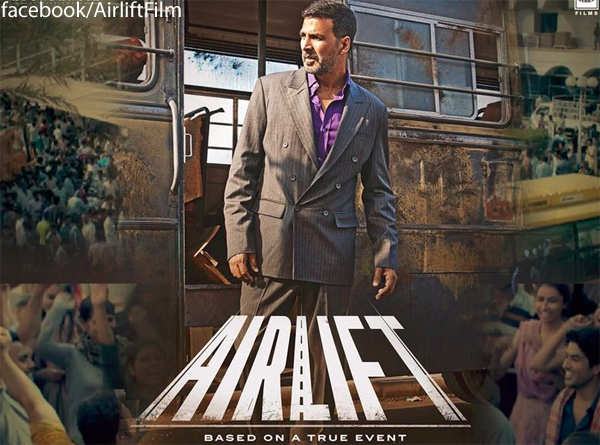 Akshay Kumar-starrer 'Airlift' made tax-free in UP