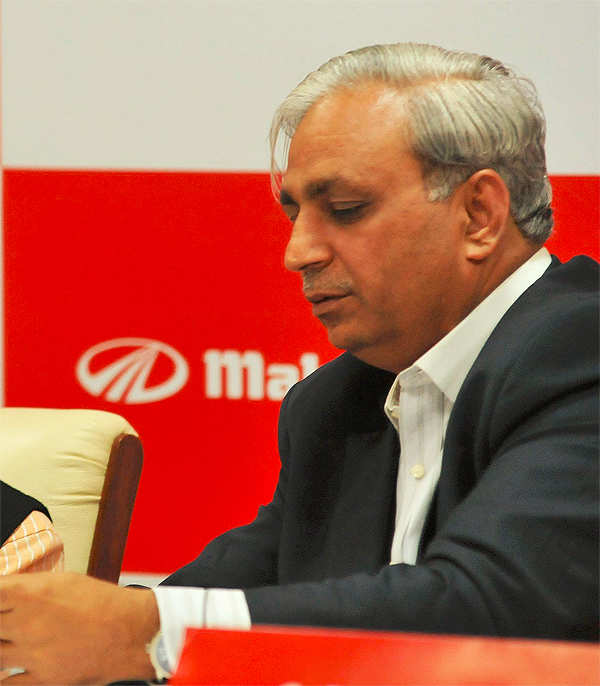 Still get goosebumps thinking about the year we took charge of Satyam: Tech Mahindra CEO CP Gurnani