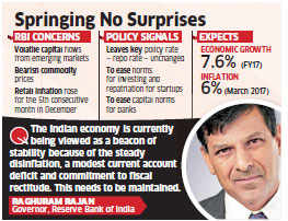 Reserve Bank of India keeps policy rates unchanged, focus now on fiscal reforms
