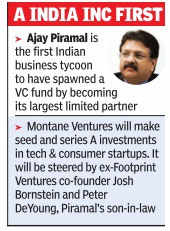 Ajay Piramal spots value in venture capital investing, to back Montane Ventures