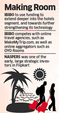South African media conglomerate Naspers invests another $250 million in Ibibo Group