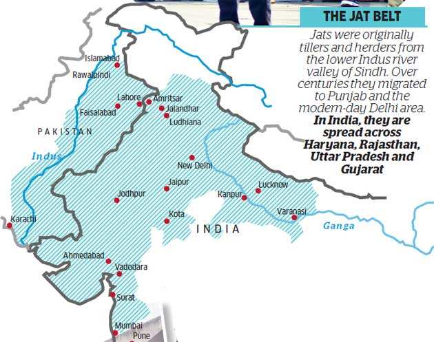 Post Jat mayhem: Haryana is counting the losses amid fear of a backlash from non-Jats
