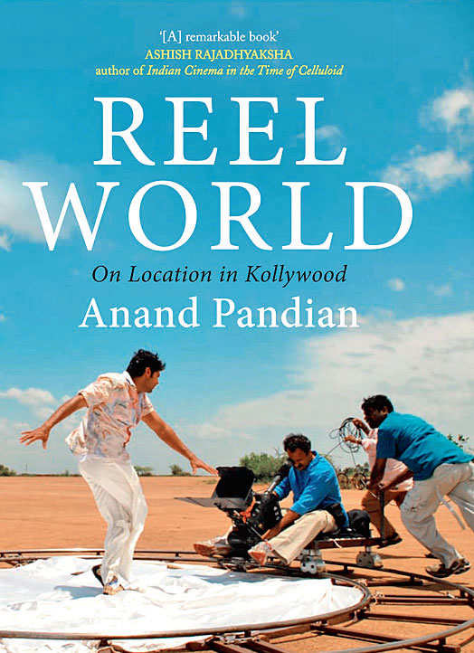 There is a lot of power in Tamil cinema because of its closeness to everyday life: Anand Pandian, author, Reel World