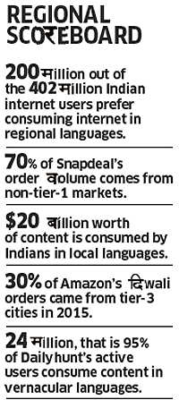 Why traditional players should embrace desi language campaigns