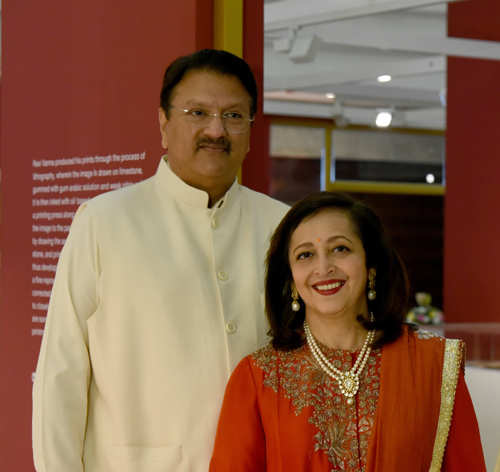 Now, get a glimpse of Raja Ravi Varma's art work at Piramal Museum of Art