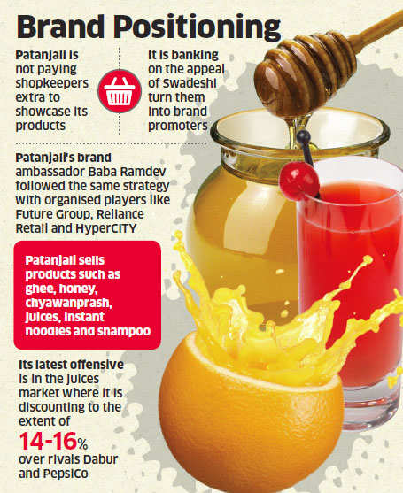 Patanjali takes 'swadeshi' pitch to retailers; analysts say strategy likely to fail