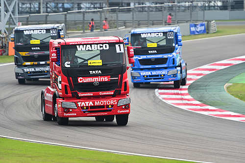 Defending champion Stuart Oliver upset over Tata Motors' truck racing championship exclusion