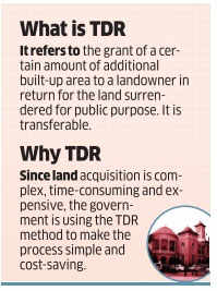 Bengaluru's old TDR holders may not gain much under new regime